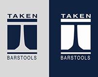 TakenBarstools Logo
