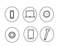 Tech Repair Company Logo