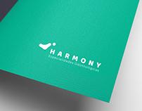 Identidade visual: Harmony Especialidades Odontológicas