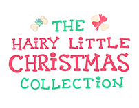 The Hairy Little Christmas Collection
