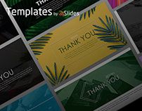 Thank You Slide Template | Free Download