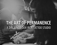 { the art of permanence: a short documentary // 2015 }
