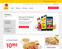 St-Hubert - Home & Online Ordering
