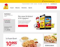 St-Hubert - Home & Online Ordering