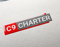 C9 Charter Web and Logo Design
