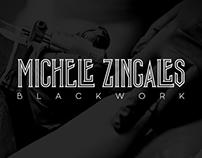 Michele ZIngales - wordmark