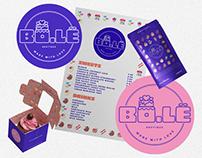 Bo.lê // Branding