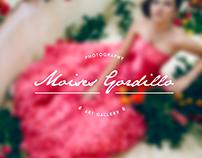 Moisese Gordillo ^ Photography / Logotipo