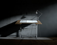 The Old Architects Desk