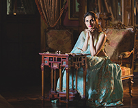 Tales of Palatial Heirloom -  Campaign for Shilpa Reddy