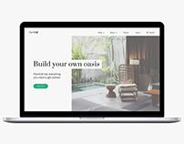 E-commerce Landing Page Concept