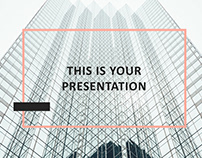 Amelie Free Minimalist PowerPoint Template