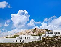 CGi_Private Residences in Paros, Greece