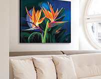 Large Wall Art from Great BIG Canvas