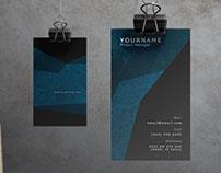 Spade - Business Card