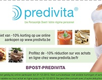 Predivita Coupon