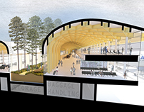 RDU Terminal 1
