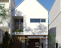 CGI - SIMPLE HOUSE