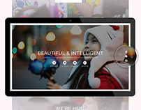 MIAPP- Responsive and Parallax Coming Soon Theme