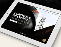 Fuller's Brewery — website