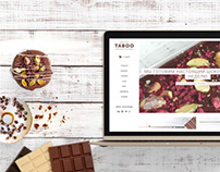 Taboo - Chocolate factory | E-commerce Design