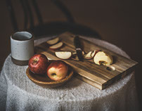Apples by Mary Mickel