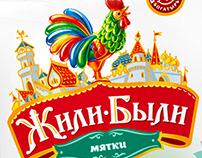 "Design concept TM ""Жили -Были"""