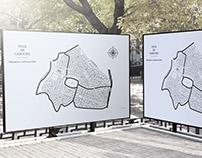 Plan de la résidence California Park