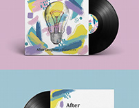 After Laughter - Paramore vinyl and package design