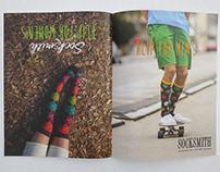 Socksmith Catalog and Photo Shoot