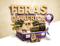 Feras da África