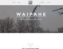 Waipahe - Website Design