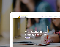 English Learning Website