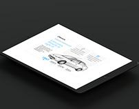 La Nación/Toyota - Programación de Infografía Animada