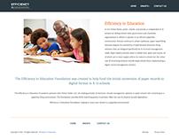Responsive Foundation Website