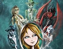 La Symphonie des Songes - Children's book