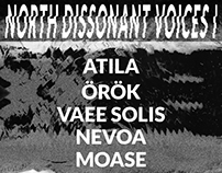 North Dissonant Voices I