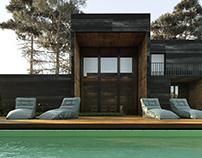 Recreation apartments