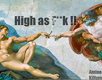 High As F**k x)