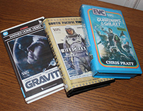 VHS Cases