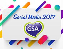 Social Media 2017 GSA