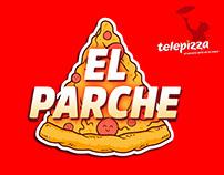 El Parche. Telepizza.