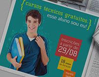 Campanha Pronatec 2015 - FAM