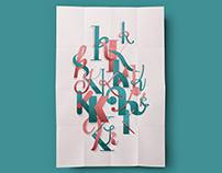 15 K typographiques
