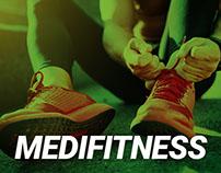MediFitness Branding