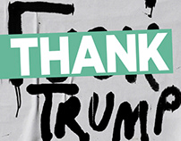 Women's Equality Party // Thank You Trump