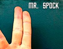 MR. SPOCK TRIBUTE
