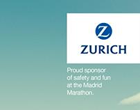 Zurich - Madrid Marathon