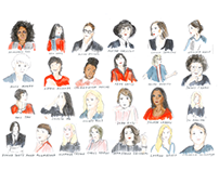 50 Female Authors