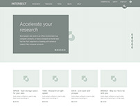UX Strategy & Design / Intersect
